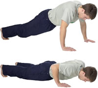 ejercicio para brazos