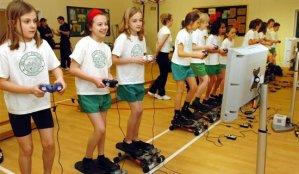 Exergaming, jugar y perder peso