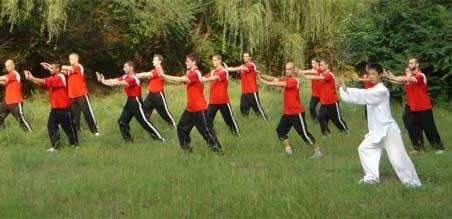 El Tai Chi reduce el dolor de rodilla