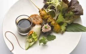 La comida thai y la salud