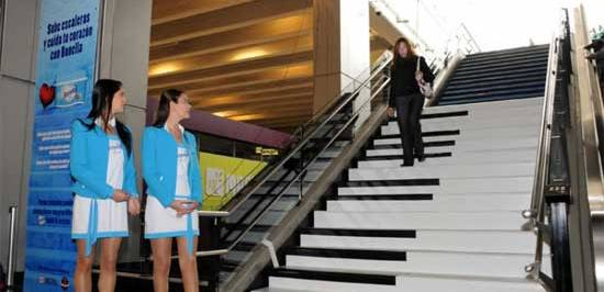 Una Escalera para la Salud