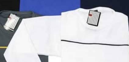 Camiseta para vigilar el ritmo cardiaco