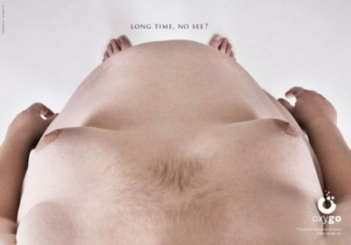 Afiches sobre la obesidad 06