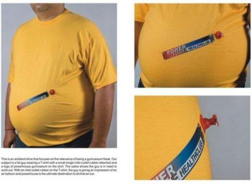 Afiches sobre la obesidad 64