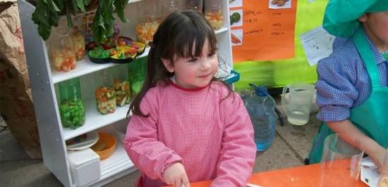 Se puso en marcha una campaña provincial para prevenir y reducir la obesidad infantil en la Provincia  de Buenos Aires