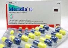 La FDA contemplará prohibir Meridia