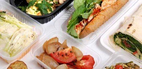 Dieta sana servida a domicilio