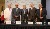 Inauguracion del nuevo edificio del Hospital Italiano de Buenos Aires