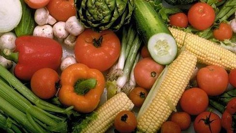 Pastel de verduras y pollo