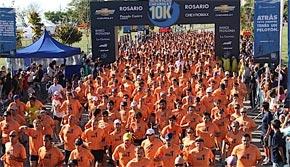 maraton  Tercera fecha del Campeonato Nacional Chevrolet 10K en Buenos Aires