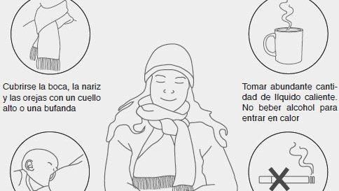 Enfermedades de invierno, cómo prevenirlas y dónde concurrir
