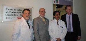 Centro de perfeccionamiento en Endoscopía digestiva Pentax