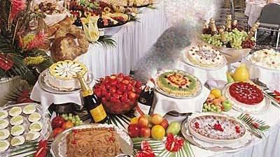 dieta y fiestas  Las fiestas y las dietas
