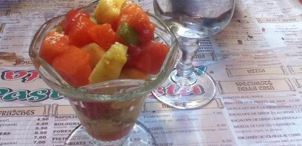 ensalada de frutas Ensalada de Frutas anti resfriados