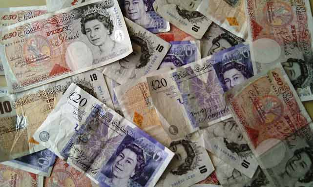 Image result for 5. British Pound Sterling