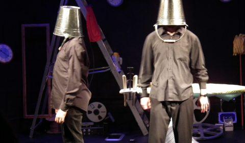 extrait pièce de théâtre clocks jules verne david furlong alex kanefsky