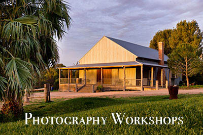 Excitations Barn Studio, home of Excitations Mildura Photographers and phot workshops.