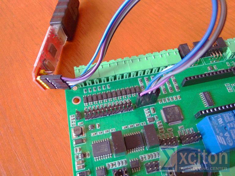 Программирование для контроллеров LC-2.9.1.A1.G.001.01