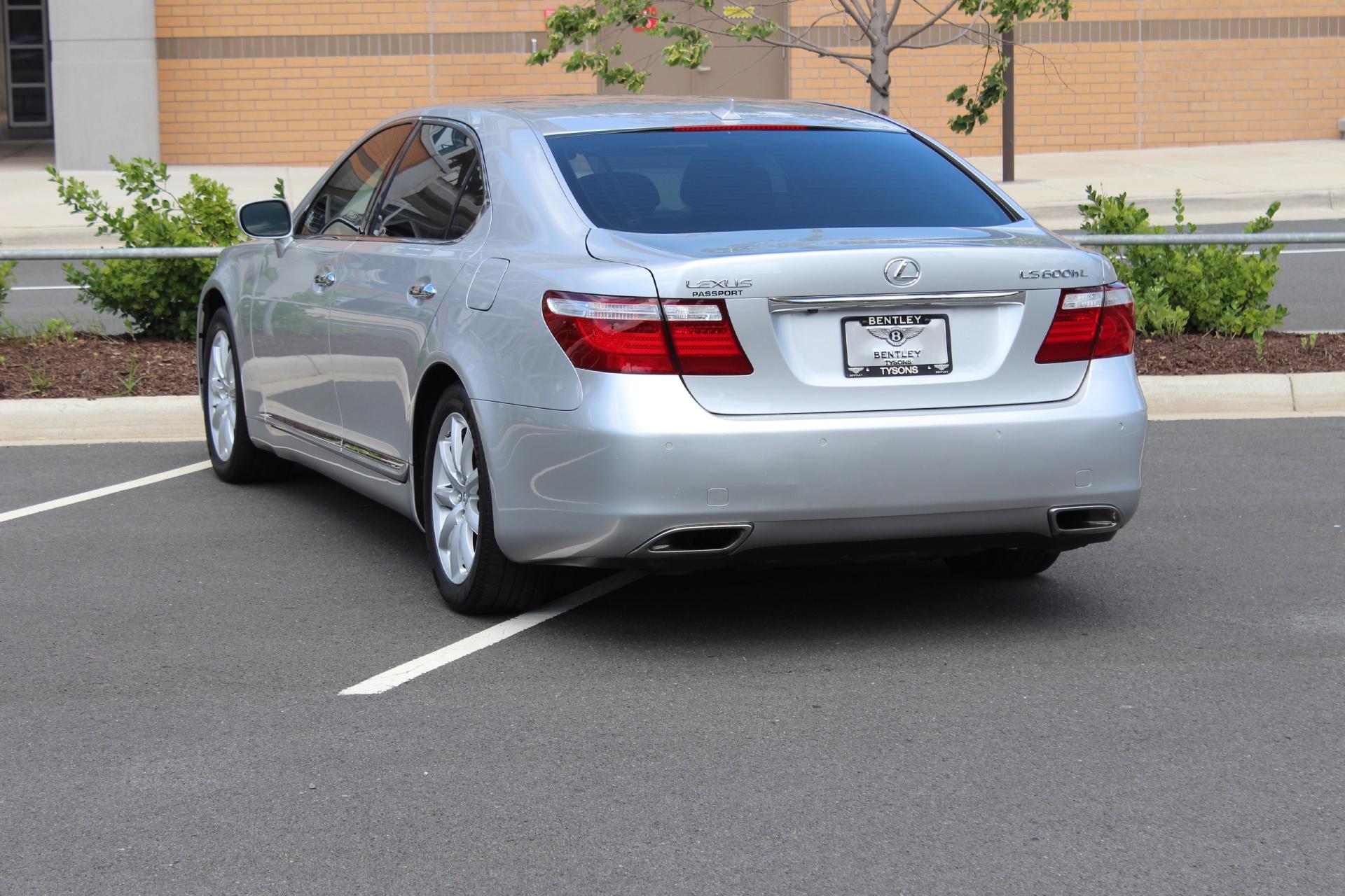 2007 Lexus LS 460 L Stock P C for sale near Vienna VA