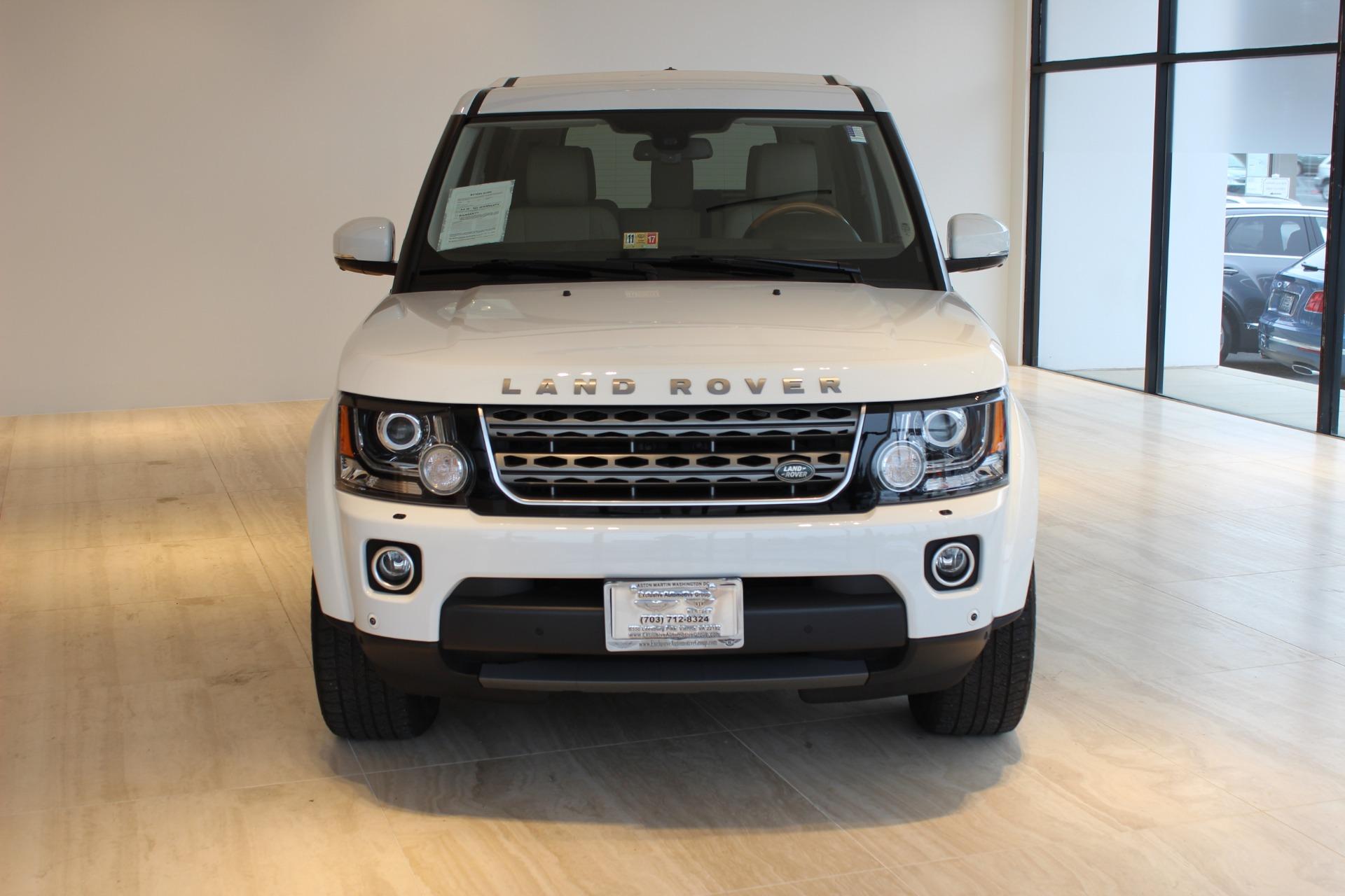 2015 Land Rover LR4 HSE Stock P A for sale near Vienna VA