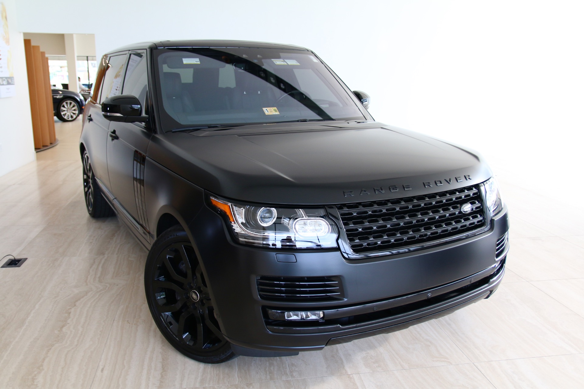 2017 Land Rover Range Rover Supercharged LWB Stock 8N A for