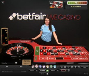 Betfair No Deposit Live Casino