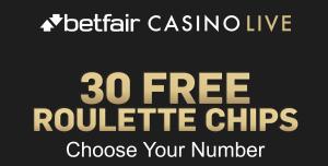 Betfair 30 Free No Deposit Bonus
