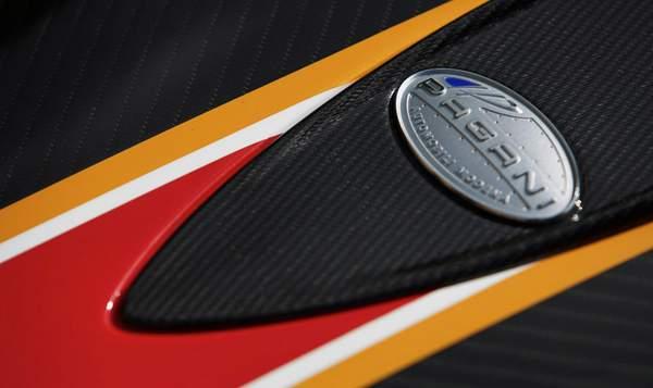 Pagani est une marque de voiture exclusive