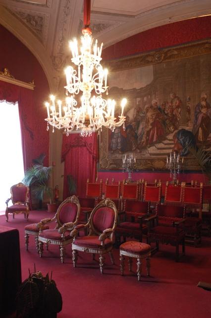 Red Hall of Palazzo Vecchio
