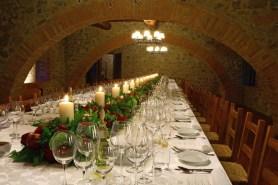 Luxury dinner for 40