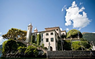 weddings at Villa del Balbianello, on Lake Como