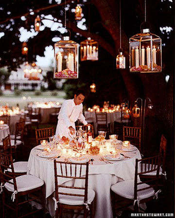 Candles-& Lanterns - From MarthaStewart.com