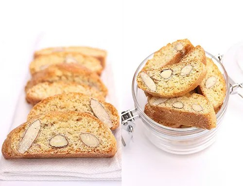 Cantucci biscuits wedding favors