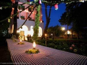 Ravello Mediterranean Villa, enchanting outdoor setting