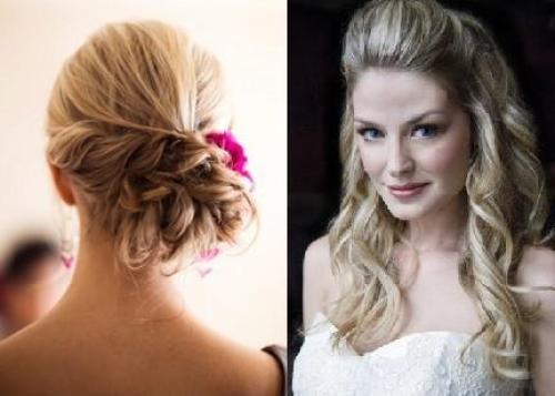 hair styles weddings in italy