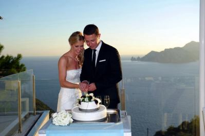 Protestant wedding at the Relais Blu in Sorrento planned by EIW (29)