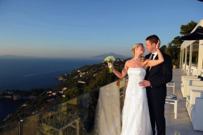 Protestant wedding at the Relais Blu in Sorrento planned by EIW (30)