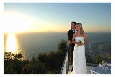 Protestant wedding at the Relais Blu in Sorrento planned by EIW (32)
