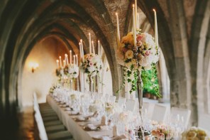 Crypt for wedding banquets in Ravello