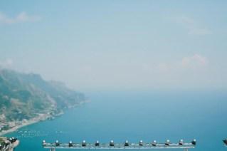 Sea view of Ravello