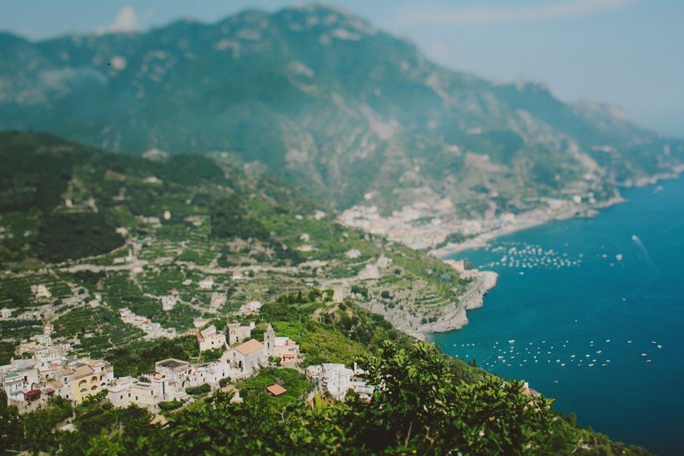 Panorama of Ravello