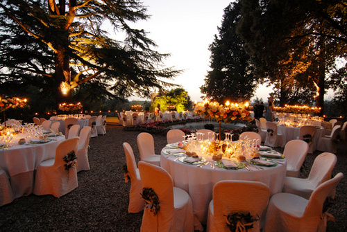 Wedding in a Florence Chianti Castle in Italy