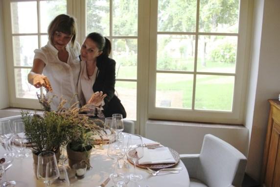 Be meticulous! Martina and Valeria…