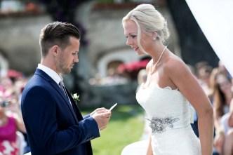 Ravello wedding ceremony