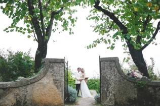 Amalfi Coast villa wedding