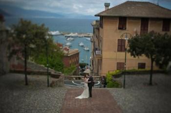 Photo shoot in Santa Margherita