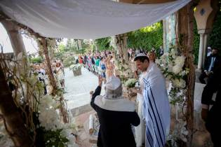 Jewish ceremony in Ravello