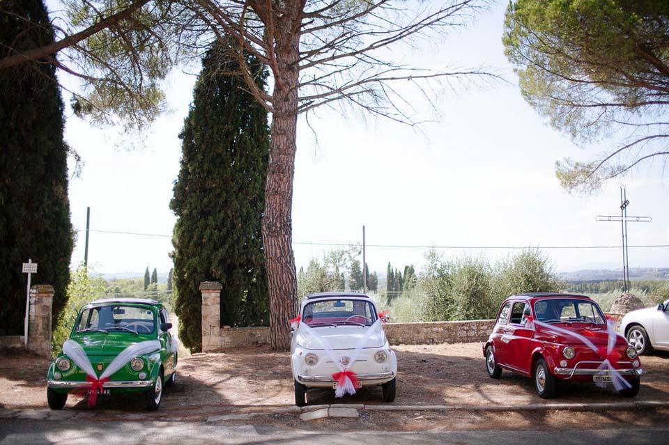 Vintage Fiat 500 Cars