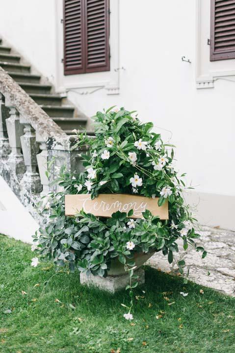 Villa Vistarenni for weddings in Tuscany