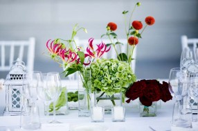 Floral decorations for Florence wedding